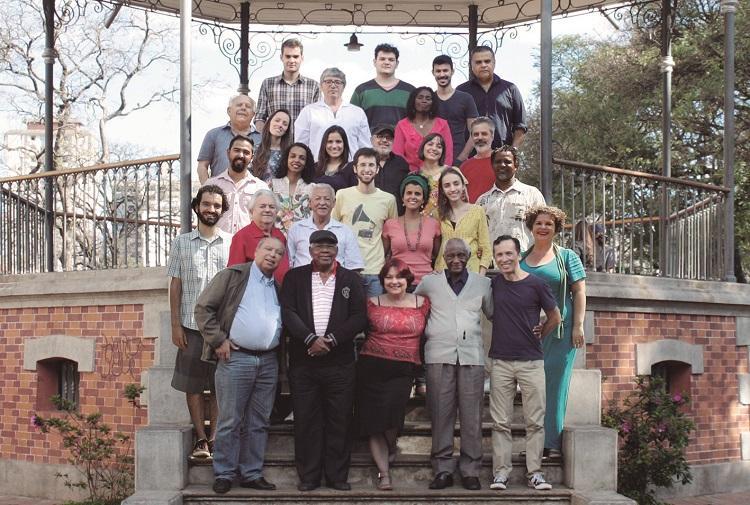 Artistas mineiros se uniram para homenagear o músico Waldir Silva