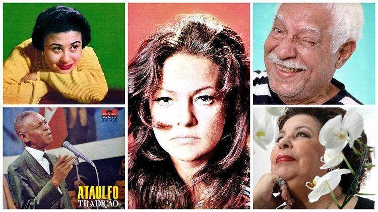 Cantores brasileiros interpretaram a saudade em suas músicas