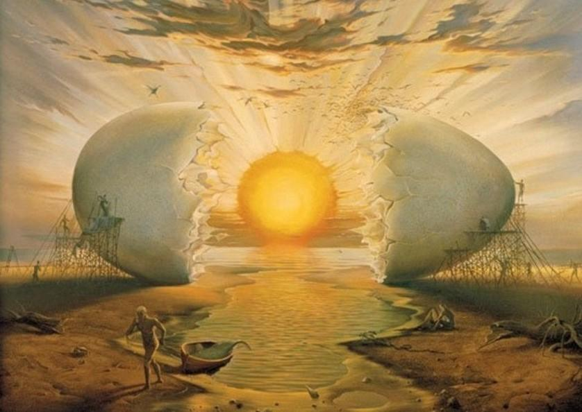 Salvador Dalí foi o mestre do surrealismo na pintura