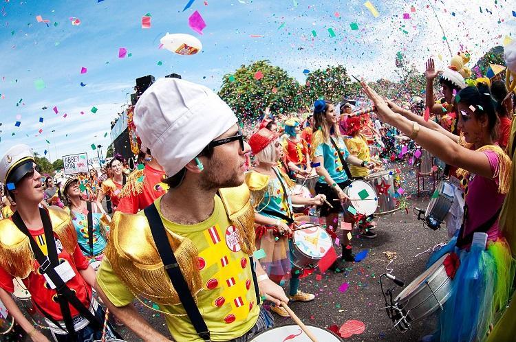 Músicas de sucesso no carnaval