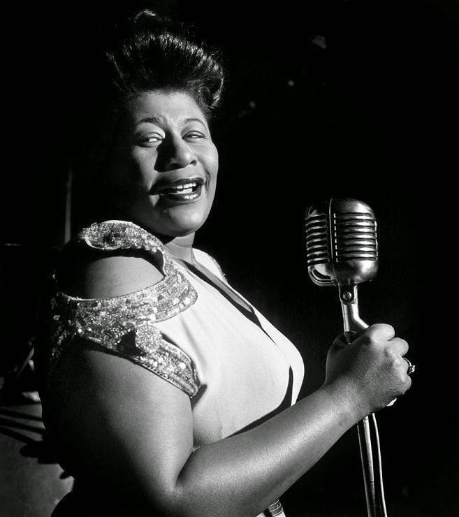 Ella Fitzgerald, dama da canção
