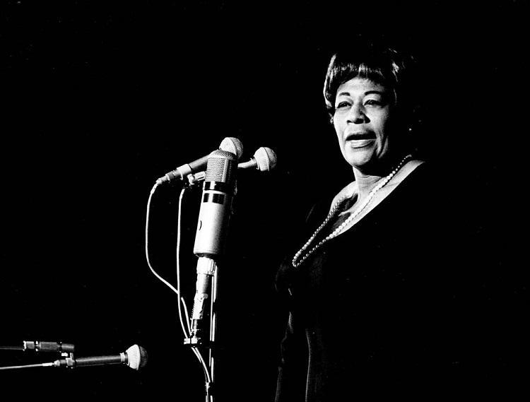 Ella eternizou clássicos do jazz