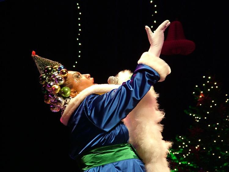 Maria Alcina no Natal bem brasileiro