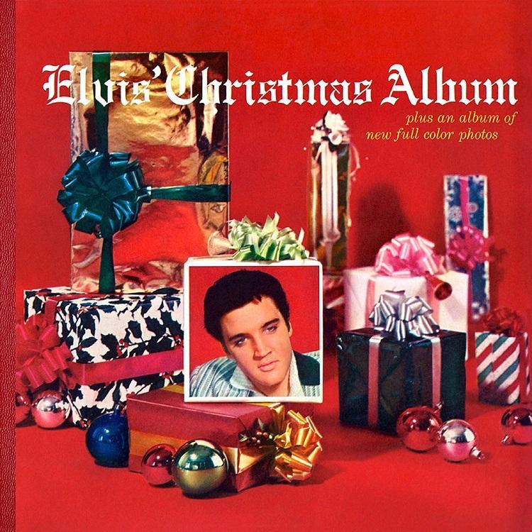 Elvis Presley disco de Natal
